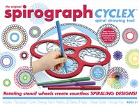 The original Spirograph Cyclex