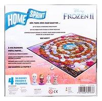 Jeu de l'oie Disney La Reine des Neiges II Home Sprint-Arrière