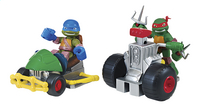 Speelset Teenage Mutant Ninja Turtles Half Shell Heroes Patrol Buggy with Racer Leo-Artikeldetail