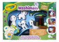 Crayola Washimals Colour & Wash Adorable Safari Animals!-Vooraanzicht