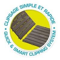 Smoby dalle de terrasse pour maisonnette Smoby - 6 pièces-Détail de l'article