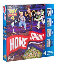 Ganzenbord Toy Story 4 Home Sprint-Linkerzijde