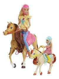 Barbie avec chevaux et Chelsea-Image 1