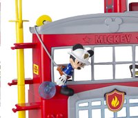 Speelset Mickey Mouse Clubhouse To the rescue fire station-Bovenaanzicht
