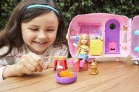 Barbie speelset Chelsea met caravan-Afbeelding 5