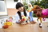 Barbie avec chevaux et Chelsea-Image 5