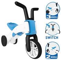 Chillafish vélo sans pédales Bunzi bleu/blanc