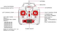 Syma drone X8HW goud-Artikeldetail