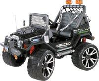 Peg-Pérego Jeep Gaucho Super Power-Vooraanzicht