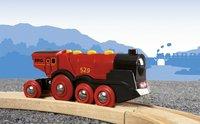 BRIO World 33592 Locomotive rouge puissante à piles-Image 1