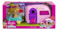 Barbie speelset Chelsea met caravan-Vooraanzicht
