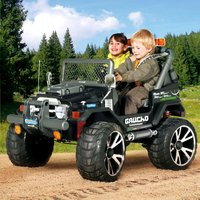 Peg-Pérego Jeep Gaucho Super Power-Image 1