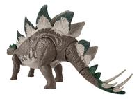 Jurassic World figuur Large dino rivals Stegosaurus-Achteraanzicht