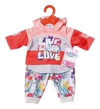 BABY born kledijset Trend - Casual bloemen-Vooraanzicht