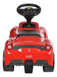 Rastar loopwagen Ferrari 458-Achteraanzicht