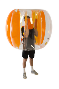 Zuru Bal X-Shot Bubble Ball oranje