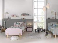 Nachtkastje Kinderkamer Afbeeldingen : Nachtkastje kiddy grijs dreamland