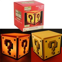 Lampe Super Mario Bros or