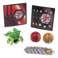 Bakugan Starter 3-Pack - Ventus Krakelios-Vooraanzicht