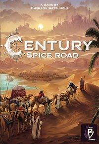 Century Spice Road-Vooraanzicht