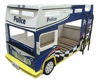 Lits superposés Bussy Police