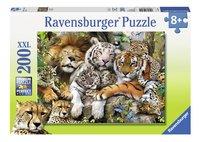 Ravensburger XXL puzzel Een tukje doen-Vooraanzicht