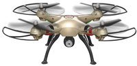 Syma drone X8HW goud-Vooraanzicht