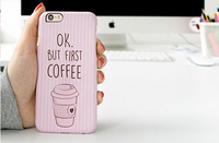 i-Paint coque Coffee Mug pour iPhone 6/6s-Image 1