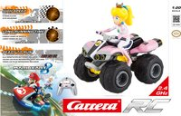 Carrera voiture RC Mario Kart8 Peach