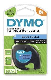 Dymo navulling voor labelprinter Letratag Blue Plastic-Vooraanzicht