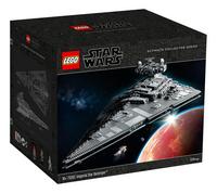 LEGO Star Wars 75252 Imperial Star Destroyer-Linkerzijde