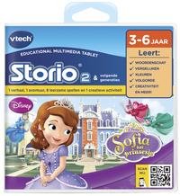 VTech Storio 2 spel Sofia het prinsesje NL