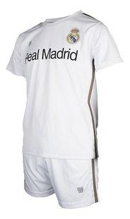 Tenue de football Real Madrid blanc/or-Côté droit