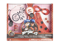 Set de jeu Miraculous Ladybug set de transformation
