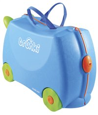 Trunki valise TrunkiRide-on Terrance bleu-Arrière