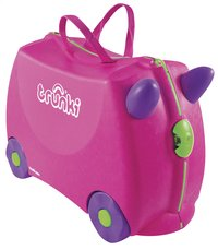 Trunki trolley TrunkiRide-on Trixie roze-Achteraanzicht