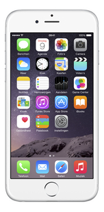Apple iPhone 6 Plus 16 Go argent
