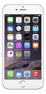 Apple iPhone 6 Plus 64 GB zilver-Vooraanzicht