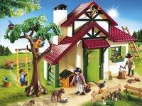 Playmobil Country 6811 Maison forestière-Avant