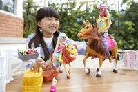 Barbie avec chevaux et Chelsea-Image 7