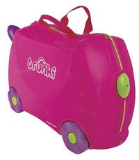 Trunki trolley TrunkiRide-on Trixie roze-Vooraanzicht