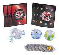 Bakugan Starter 3-Pack - Diamond Gorthion-Vooraanzicht