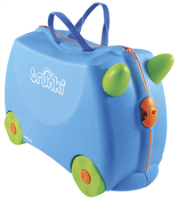 Trunki valise rigide TrunkiRide-on Terrance bleu