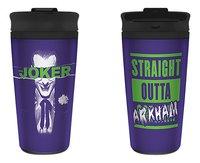 Travel Mug The Joker Straight Outta Arkham-Artikeldetail