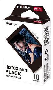 Fujifilm pack de 10 photos pour instax mini Black-Côté droit