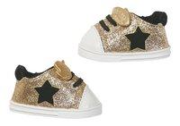 BABY born Trend sneakers goud-Vooraanzicht