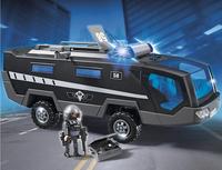 Playmobil City Action 5564 Véhicule d'intervention des forces spéciales-Image 1