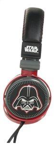 Hoofdtelefoon Star Wars Darth Vader zwart/rood-Rechterzijde