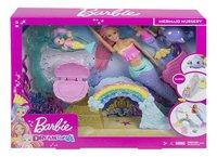Barbie Dreamtopia La crèche des sirènes-Avant