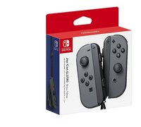 Nintendo Switch paire de Joy-Con gris